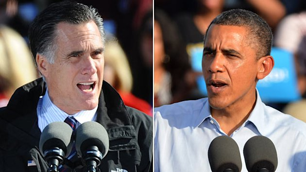 Obama, Romney Battle for Mantle of 'Change' (ABC News)