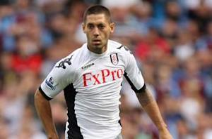Dempsey not in Tottenham's lineup against Norwich