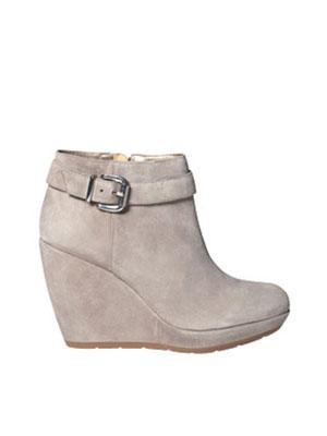 Chunky Ankle Boots - Wedge