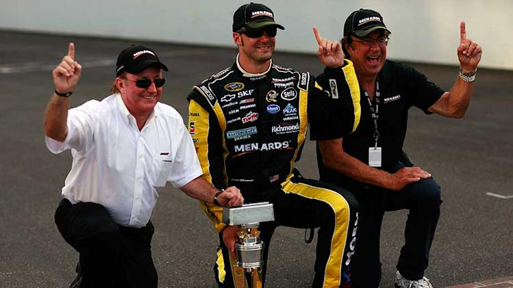 Indianapolis still looms large for Childress