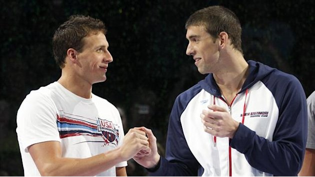 Phelps, Lochte rivalry to kick-start programme