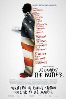 Poster of Lee Daniels' The Butler