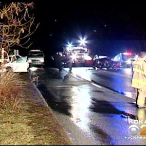 Elderly Man Killed In East Pittsburgh Crash
