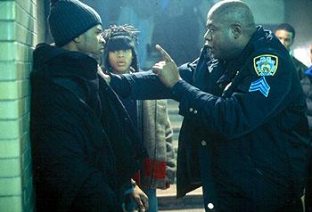 Usher Raymond , Robert Ri'chard and Forest Whitaker in Light It Up
