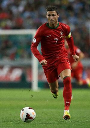 Portugal to face Sweden in World Cup playoffs