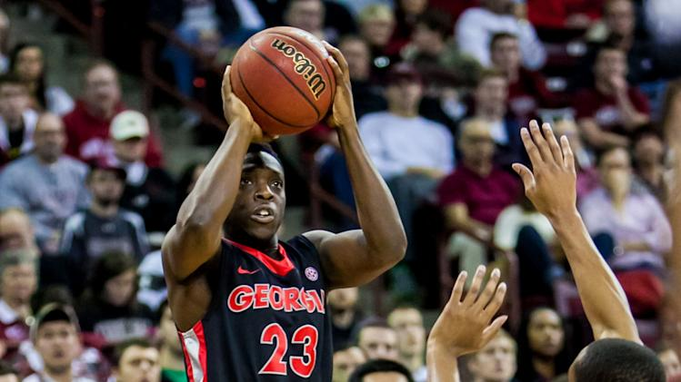NCAA Basketball: Georgia at South Carolina
