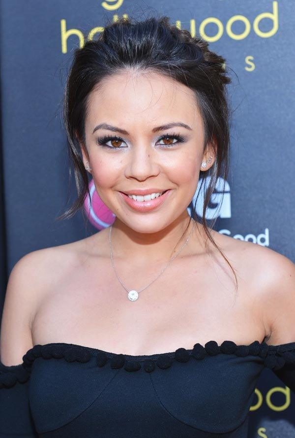 Janel Parrish&#x2019;s Young Hollywood Awards Updo: Get The Look