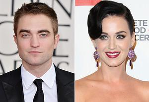 Robert Pattinson, Katy Perry | Photo Credits: George Pimentel/WireImage, Jerritt Clark/WireImage