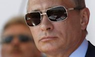 Putin&#39;s &#39;Luxurious Life&#39; Set Out By Activists