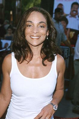 Jasmine Guy at the Universal City premiere of Universal's Nutty Professor II: The Klumps