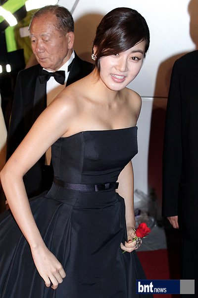 BIFF, Kang So-ra, simple and …