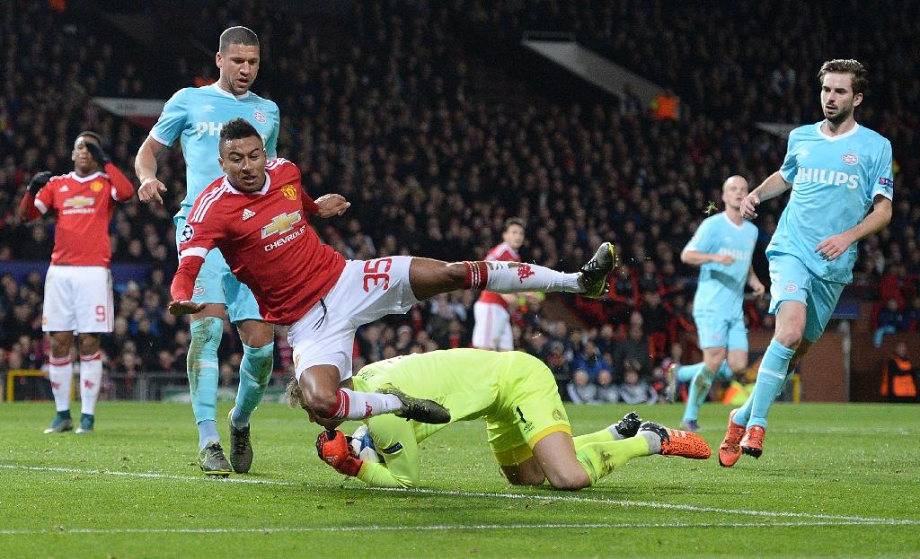 Man United made to wait after PSV stalemate