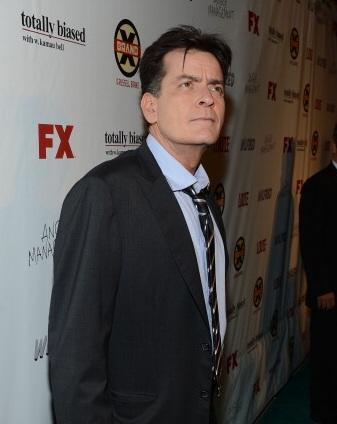 Charlie Sheen to Donate Record $1M to USO