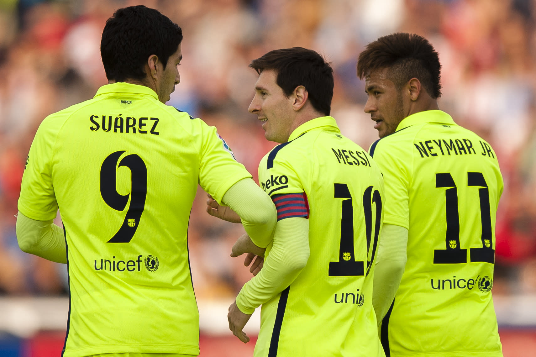 Barcelona faces tough Villarreal in Copa del Rey semis