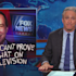 Jon Stewart got into one last fight with Fox News before he leaves The Daily Show