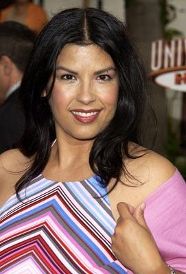Rebekah Del Rio at the LA premiere of The Bourne Identity