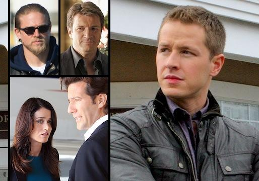 Matt's Inside Line: Scoop on Once Upon a Time, Castle, The Mentalist, S.H.I.E.L.D. and More