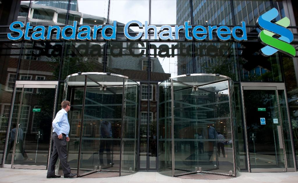 Standard Chartered bank says London HQ under review