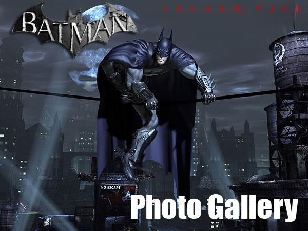 Batman: Arkham City Gallery