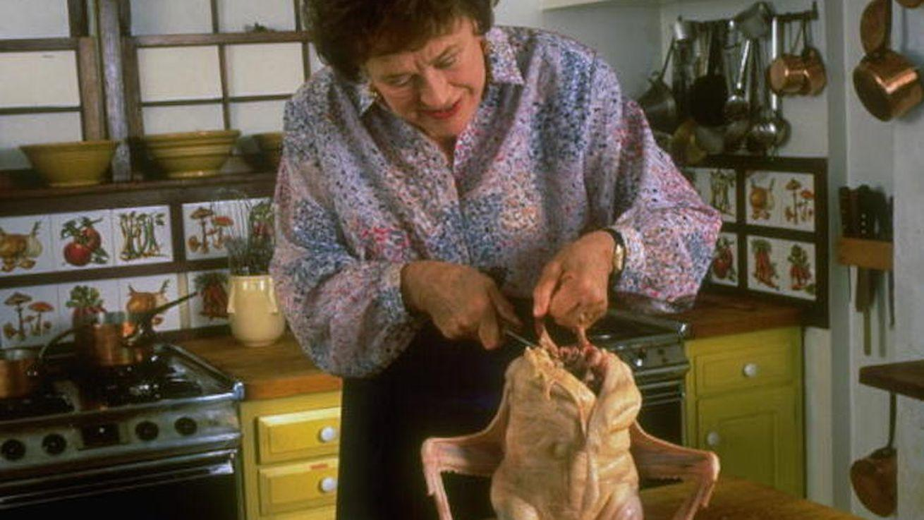 How Julia Child Did Thanksgiving; Checking in With Paris