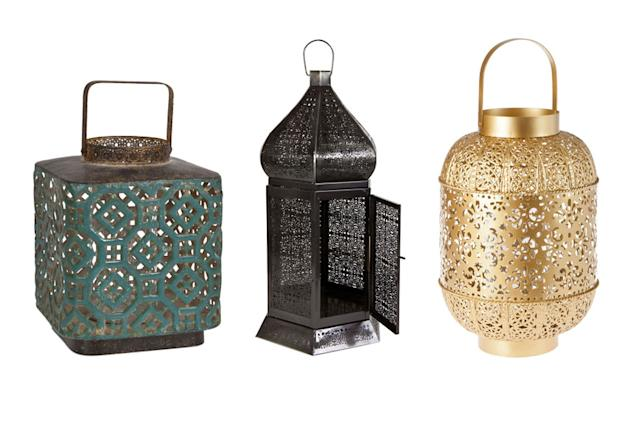 Instead of Christmas Lights, Try a Moroccan Lantern