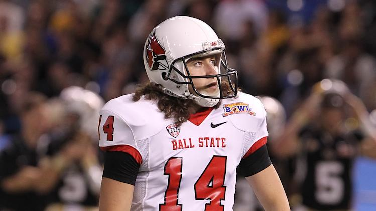NCAA Football: St. Petersburg Bowl-Central Florida vs Ball State