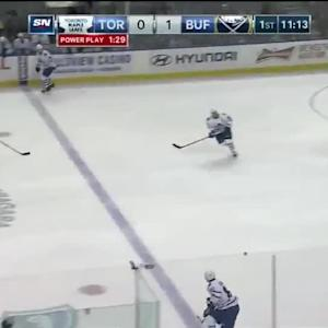 Toronto Maple Leafs at Buffalo Sabres - 04/01/2015