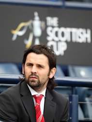Paul Hartley&#39;s Alloa face Rangers in the William Hill Scottish Cup