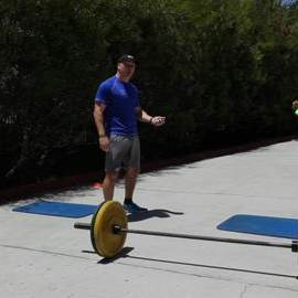 World-Class Workouts With Todd Durkin: Test Your Endurance With the Who Dat? Challenge