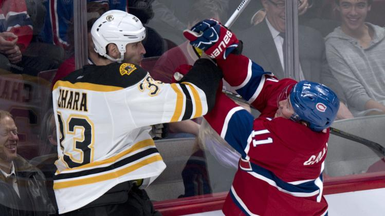 Pacioretty lifts surging Canadiens over Bruins 2-1