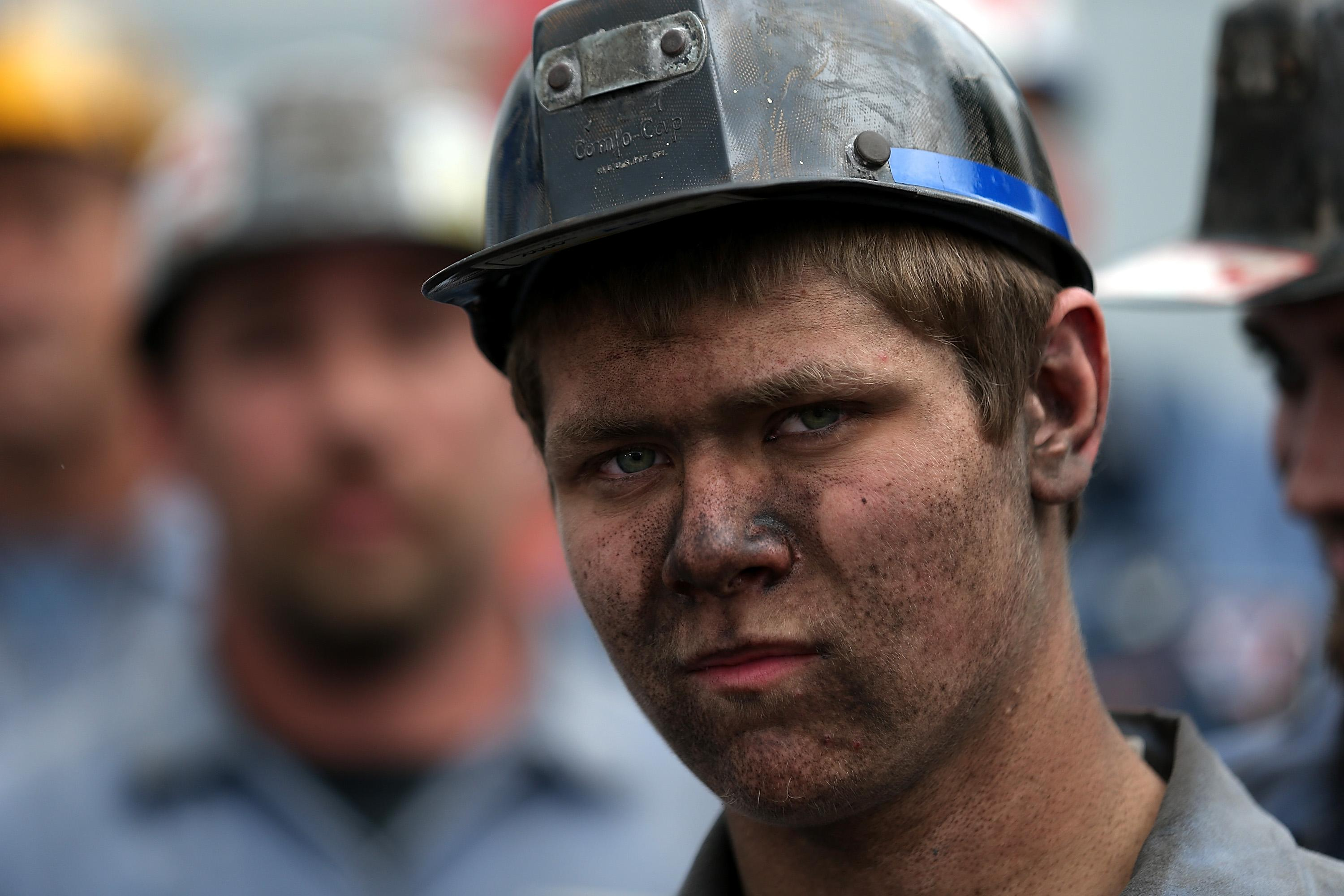 Nearly half of US coal is produced by companies that have declared bankruptcy — and Trump won't fix that