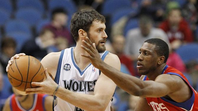 Wolves rally from 19 down to beat 76ers 106-99