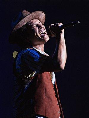 Bruno Mars to Perform at Super Bowl Halftime