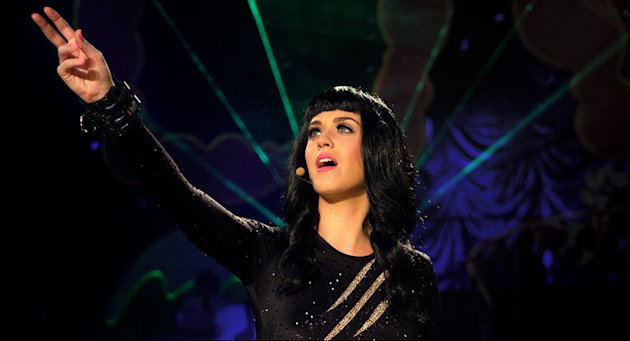Katy Perry Part of Me Stills