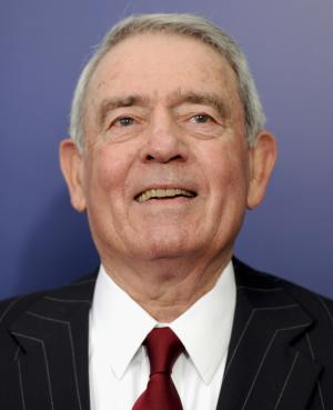 "FILE- In this Wednesday, Oct. 5, 2011, file photo, Journalist Dan Rather attends the premiere of ""The Ides of March"" at the Ziegfeld Theatre in New York. Retired CBS anchorman Dan Rather says his lawsuit against his former network was worth it, even though the $70 million breach-of-conduct case was rejected by New York courts. (AP Photo/Evan Agostini)"