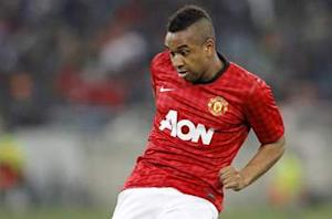 Manchester United prepared to sell Brazilian midfielder Anderson