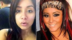 Snooki: Without Makeup