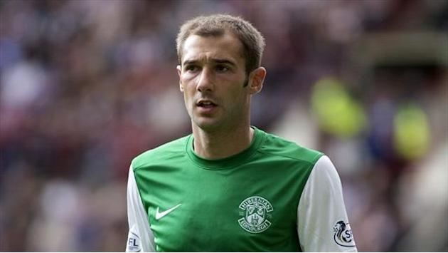 Scottish Premier League - Thomson boost for Hibs