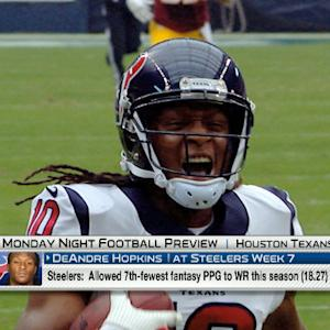 'NFL Fantasy Live': MNF preview