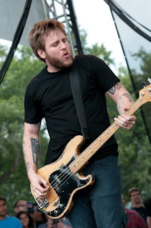 Against Me! Bassist Andrew Seward Quits Band