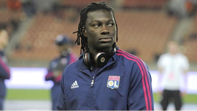 Gomis committed to Lyon