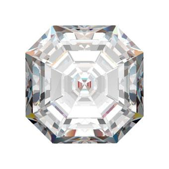 Diamond Shape: Asscher