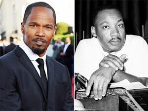 Jamie Foxx to Play Martin Luther King Jr. in New Biopic With Director Oliver Stone