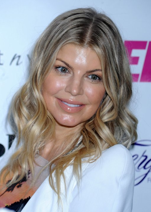 SELF Magazine's July Issue Launch with Fergie - New York