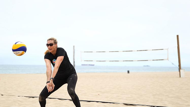 Kerri Walsh Photo Session
