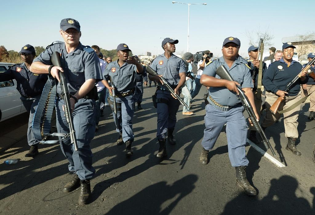 Foreign trader burned in S.Africa petrol bomb attack