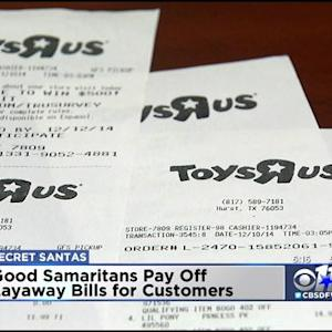 Benevolent Strangers Pay Law-A-Way