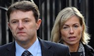 McCanns Give Evidence To Leveson Inquiry