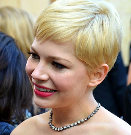 Michelle Williams on the Red Carpet in 2012