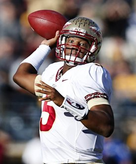 Jameis Winston is a regular on Dr. Saturday's Heisman Watch. (AP)